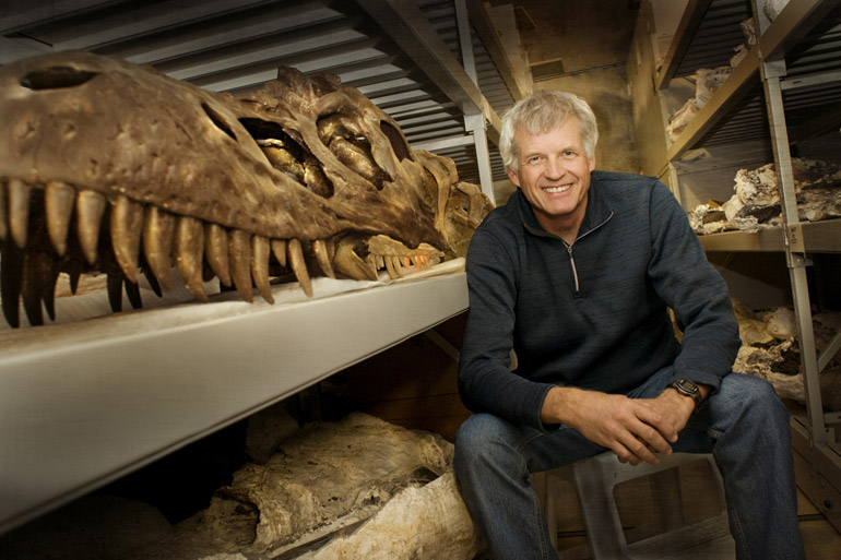 World dinosaur expert Prof. Phil Currie, of the University of Alberta, will be among those attending the Canadian Society of Vertebrate Paleontology meetings May 14-15 in Kelowna, sponsored by UBC Okanagan.