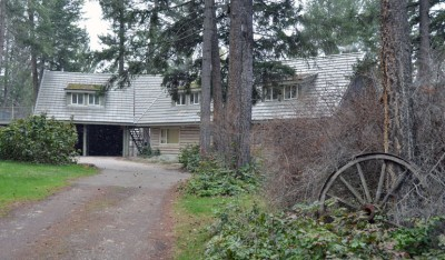 The Woodhaven Eco Culture Centre is a three-suite apartment where visiting artists and graduate students can work on their writing projects.