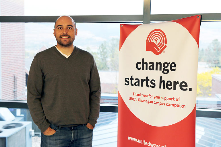As the United Way campaign gets underway throughout the Okanagan, UBC Assist. Prof. Ross Hickey is examining the various ways charities ask for money to determine what works and why.