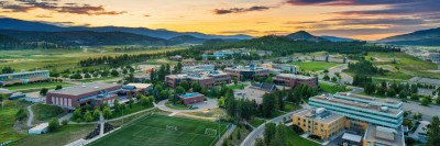 Since UBC Okanagan opened in 2005, student enrolment has grown from 3,500 students to 8,400 students, and floor space has tripled from half a million sq. ft. to 1.5 million sq. ft.