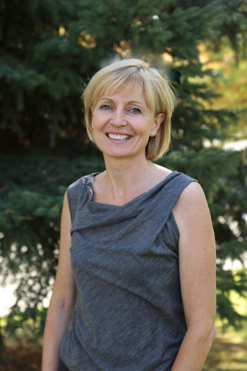 UBC Okanagan Assoc. Prof. Ali McManus says young girls need to sit less, and move more.
