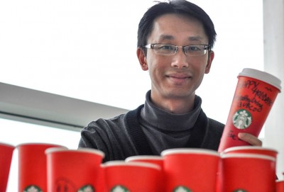 Eric Li, who teaches marketing in UBC Okanagan's Faculty of Management, says the Starbucks red cup generated more attention than an expensive holiday marketing campaign probably might have done.