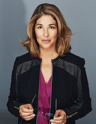 Naomi Klein will talk about climate change at UBC's Distinguished Speaker event February 18 at the Kelowna Community Theatre.. Photo courtesy of Kourosh Keshiri.