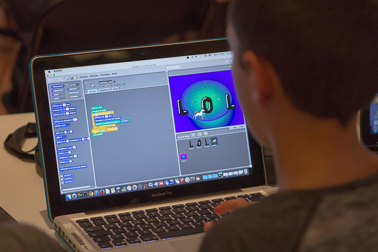 Students aged eight to 18 are encouraged to participate in CodeCreate at UBC's Okanagan campus Saturday, January 23.