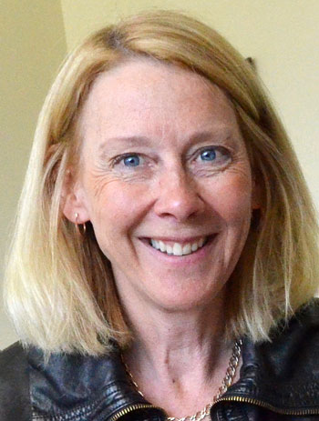 Barb Pesut, Canada Research Chair in Health, Ethics and Diversity.