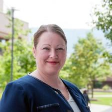 UBC Assist. Prof. Deanna Gibson