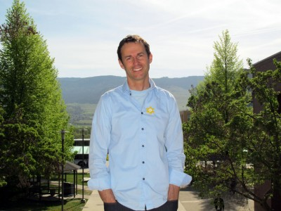 UBC Assoc. Prof. Andrew Jirasek