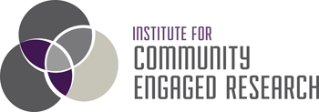 Institute for Community Engaged Research (ICER) logo