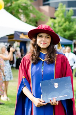 Nilufar Islam developed the drinking water quality index tool while working on her PhD at UBC's Okanagan campus.
