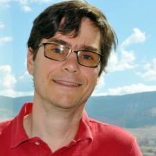 Rudolph Seethaler is an associate professor of mechanical engineering at UBC's Okanagan campus.