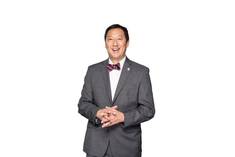 UBC President Santa Ono will be speaking at two events in Kelowna next week.