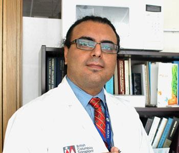 Assistant Professor Hadi Mohammadi