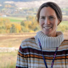 UBC Assistant Professor Catherine Broom
