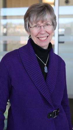 UBC Professor Susan Wells