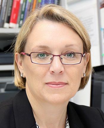 UBC Professor Marie Tarrant