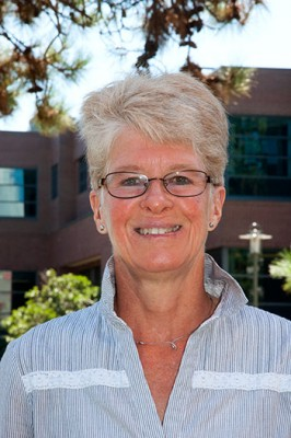 Assoc. Prof. of Nursing Kathy Rush