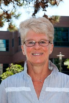 Assoc. Prof. of Nursing Kathy Rush