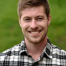 UBC researcher Paul Sharp
