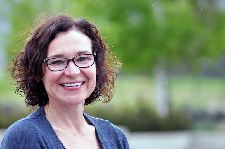 Kathleen Martin Ginis is a professor in UBC Okanagan's School of Heath and Exercise Sciences.