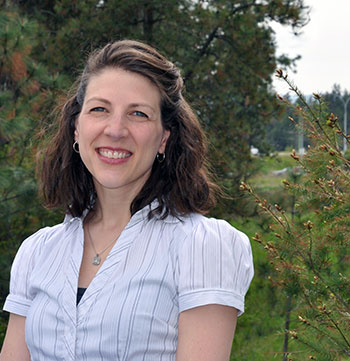 Assoc. Prof. Susan Holtzman teaches at UBC's Okanagan campus.