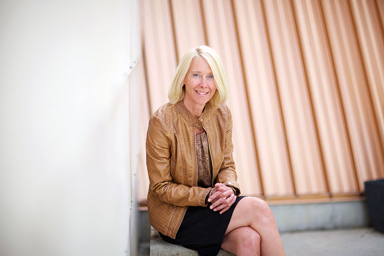 UBC Assoc. Prof Barb Pesut is a Canada Research Chair in Health, Ethics and Diversity.