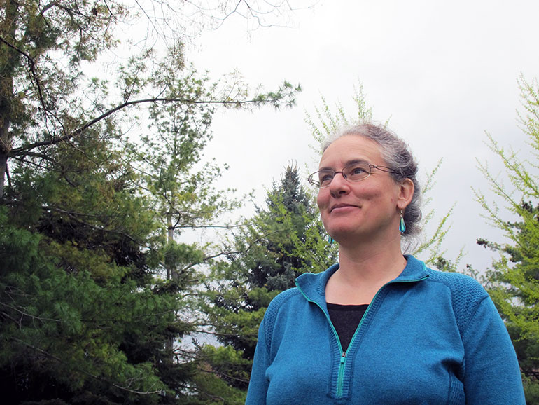 Mary Stockdale is an adjunct professor of geography at UBC's Okanagan campus.