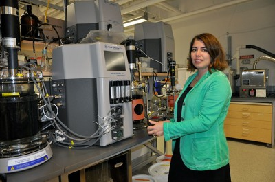 Cigdem Eskicioglu is a professor of engineering at UBC's Okanagan Campus.