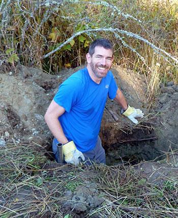 Jason Pither is an associate professor of biology at UBC's Okanagan campus.