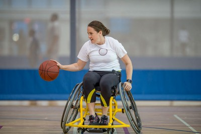 Regular exercise benefits those with spinal cord injuries