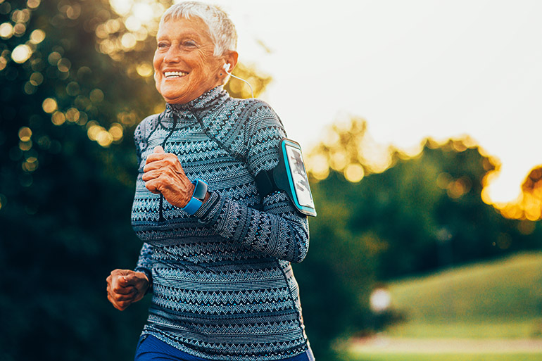 Researchers want boomers to meet daily exercise requirements