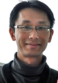 Faculty of Management Assistant Professor Eric Li