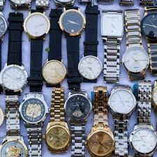Fake and counterfeit wristwatches