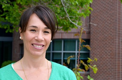 Cristina Caperchione, associate professor at UBC Okanagan's School of Health and Exercise Sciences.