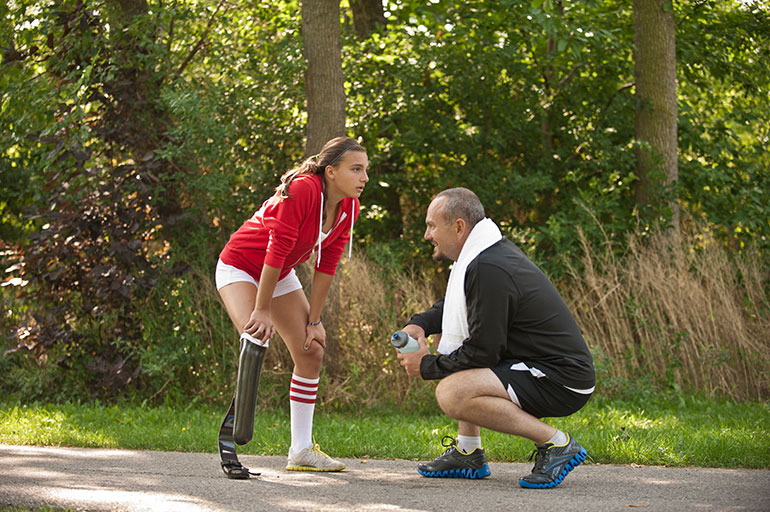 Experts have created an evidence-based tool that can help coaches be sure they are offering quality programs to parasport athletes. Photo credit: Canadian Paralympic Committee
