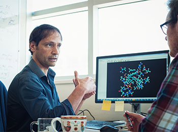 Gino DiLabio is a professor and head of the Department of Chemistry at UBC Okanagan