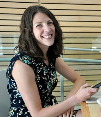 Susan Holtzman is an associate professor in UBC Okanagan's Irving K. Barber School of Arts and Sciences.
