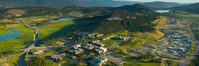 New upper campus access to UBC Okanagan officially opens
