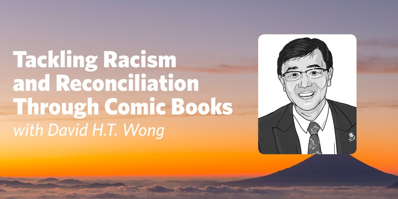 Tackling Racism and Reconciliation Through Comic Books