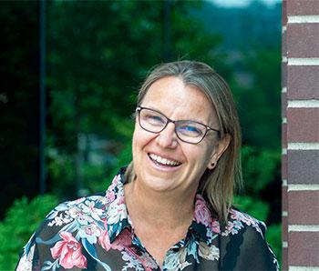 Susan Murch, professor of chemistry.