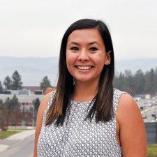 UBC Okanagan Alumna Emily Giroux was awarded the Mitacs Award for Outstanding Innovation on November 27 in Ottawa