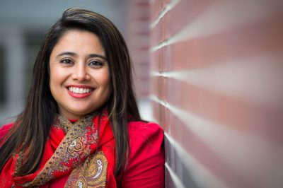 Susana Caxaj, assistant professor in the school of nursing at UBC's Okanagan campus