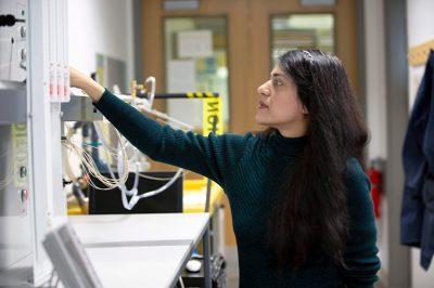 UBC Okanagan doctoral student Sadia Ishaq's research has found that Alberta, British Columbia, Ontario and Quebec have embraced alternative stormwater management technologies.