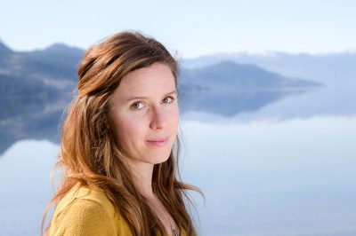 Dania Tomlinson, a previous short story contest winner, will select winning submissions for the Okanagan Short Story Contest .