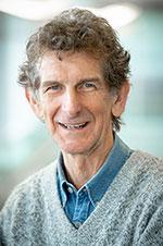 David Scott, associate professor of earth, environmental and geographic sciences.