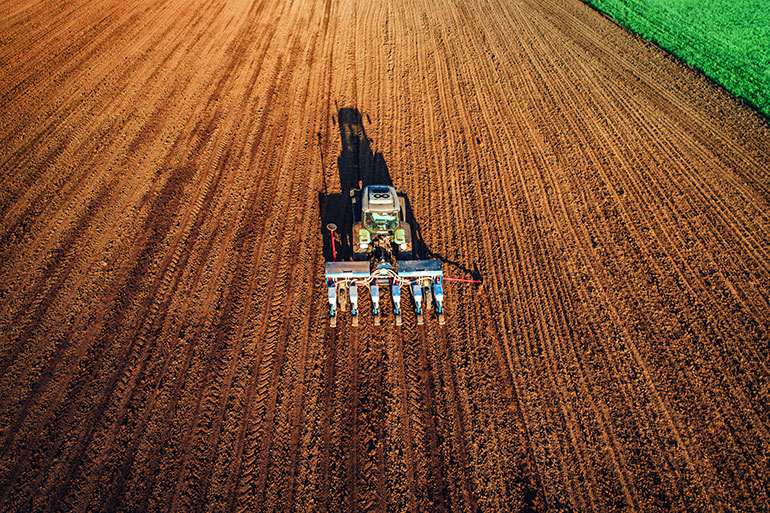 After a multi-year study on four different crop fields found there could be environmental consequences of adding bio-fertilizers to soil.