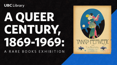 UBCO library to host Queer Century Exhibition