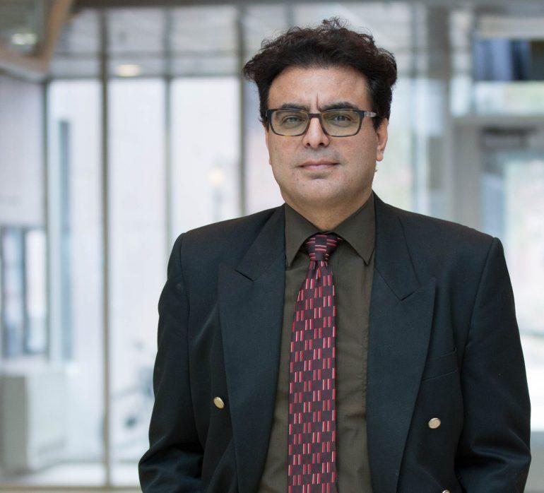 Hadi Mohammadi is an assistant professor at UBC's School of Engineering.
