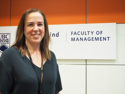 Jennifer Davis, an assistant professor in the Faculty of Management, explores the value of patient reported measures in the fields of healthy aging.