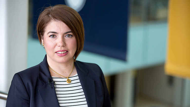 UBC Okanagan Engineering Professor Cigdem Eskicioglu has been named the Senior Industrial Research Chair (IRC) in advanced resource recovery from wastewater.
