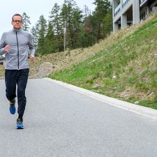 UBCO Associate Professor Jonathan Little discusses how just the right amount of exercise can help build immunity.